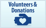 Volunteers and Donations